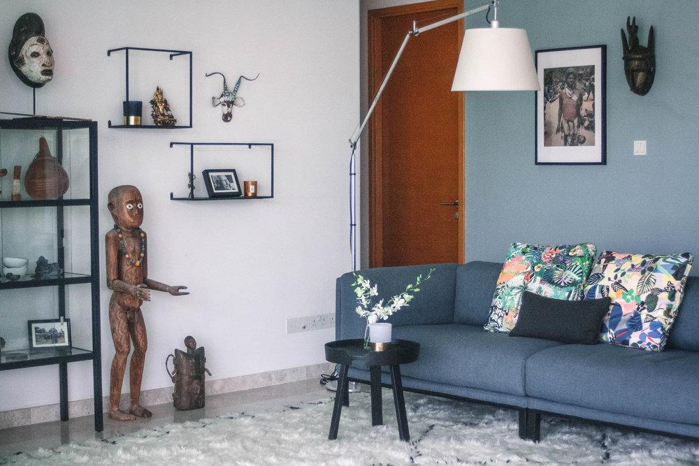 Fusion African European Home Renovation