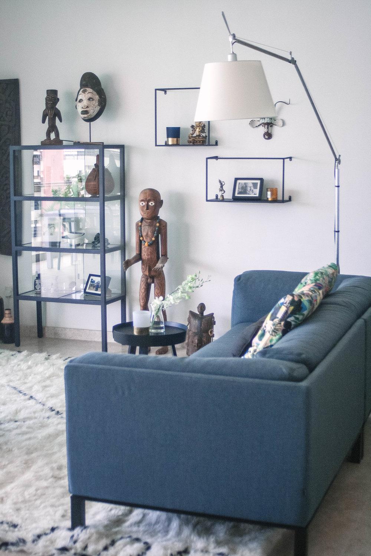Neutral Colour Scheme Living Room Design