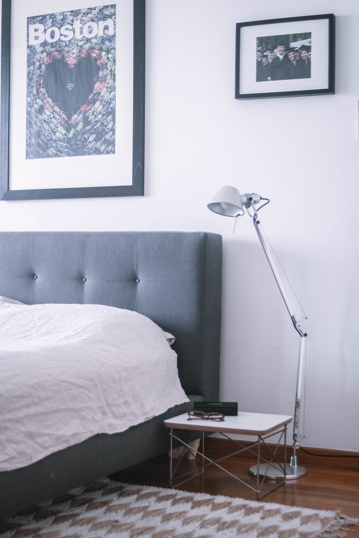 Simple Bedroom Neutral Colour Palette