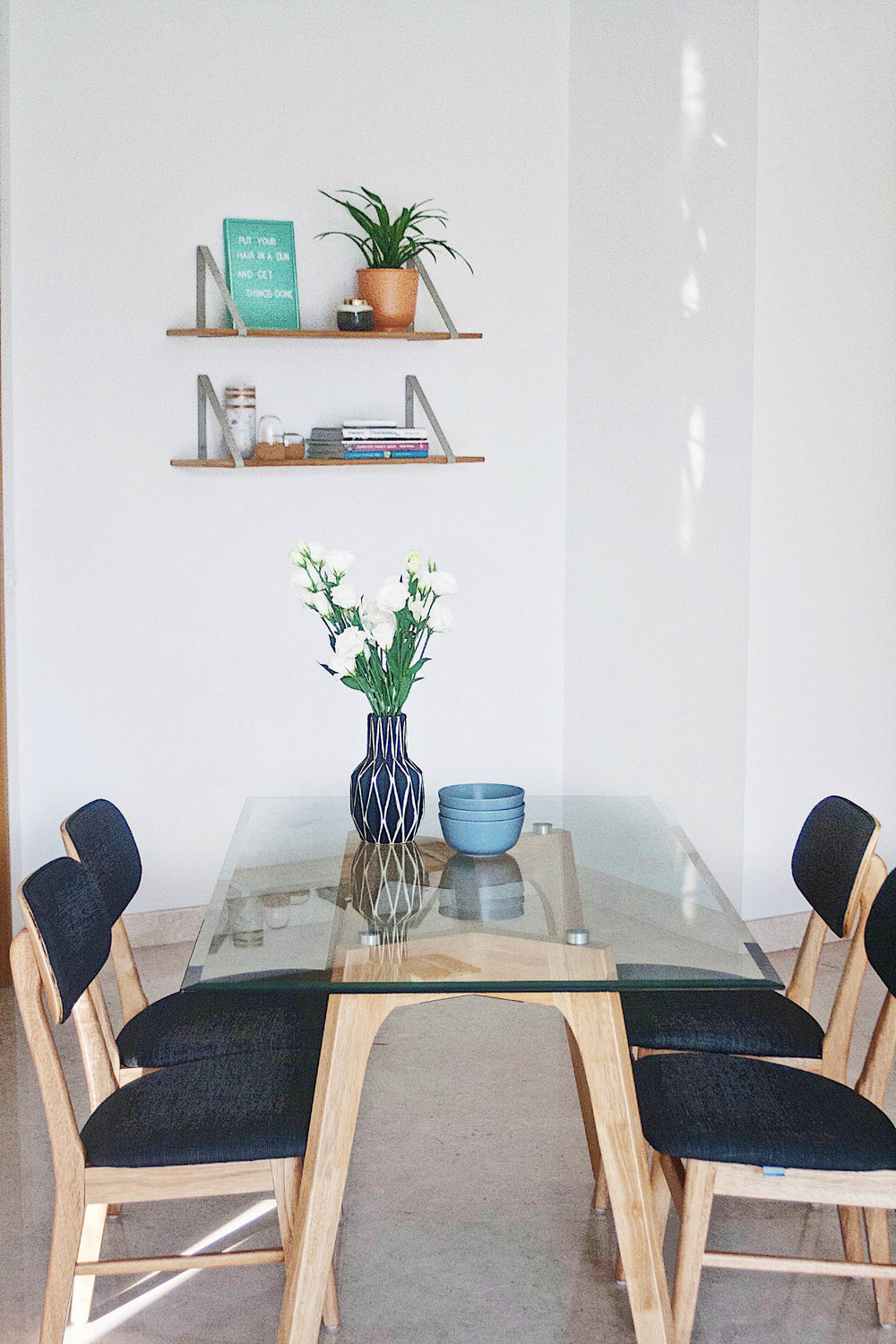 Turn Key Project Dining Room