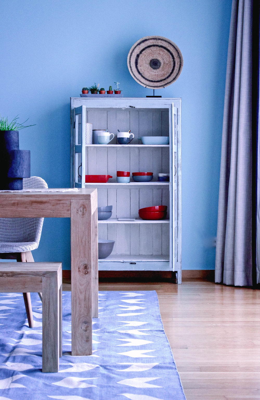 Add Colour to Apartment Living