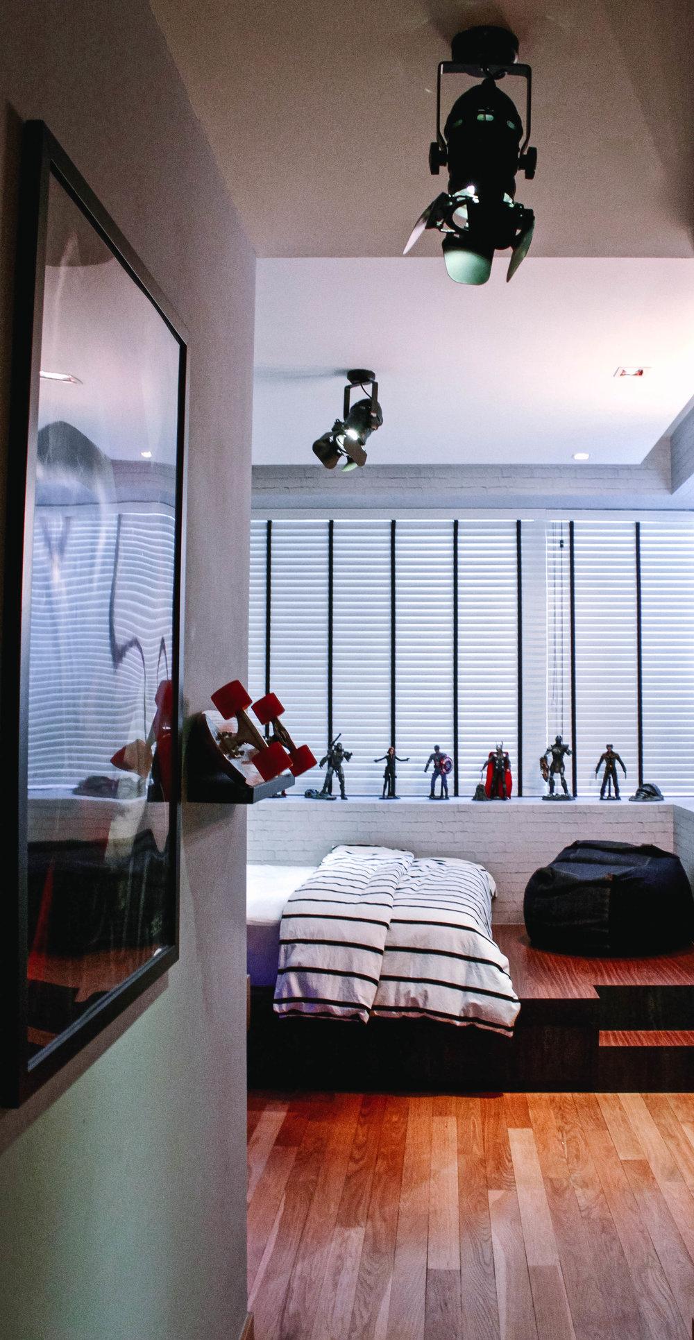 Bedroom Wonderland Design