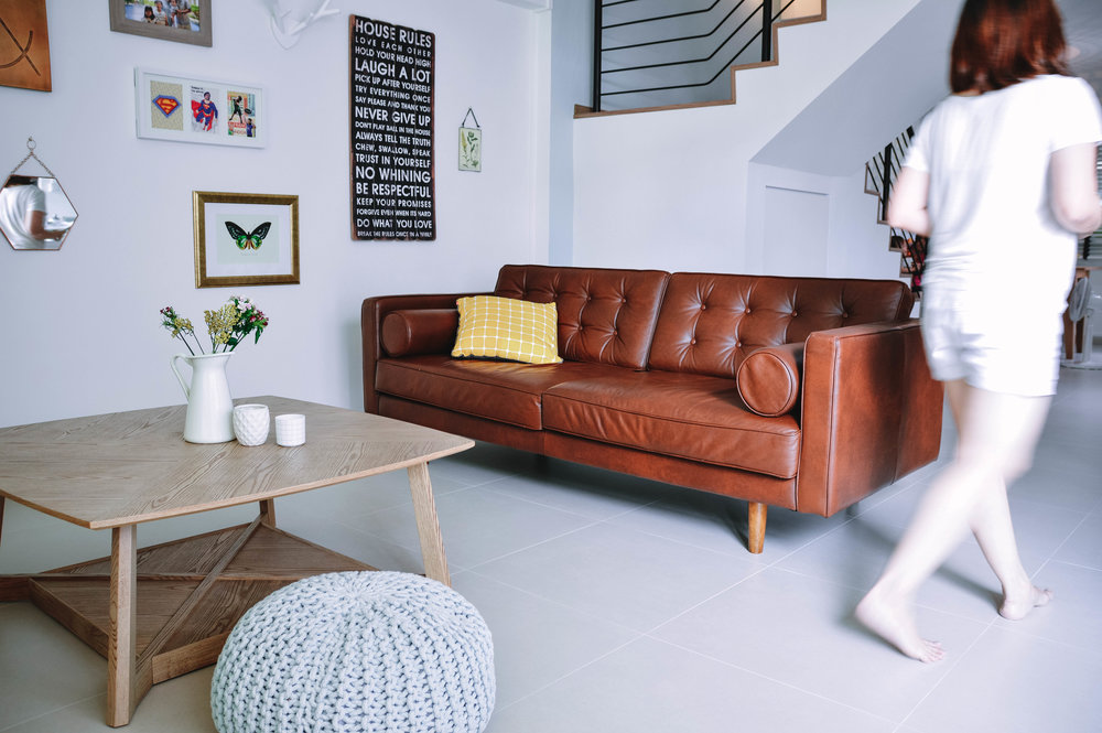 Cosy Apartment Living Room Design