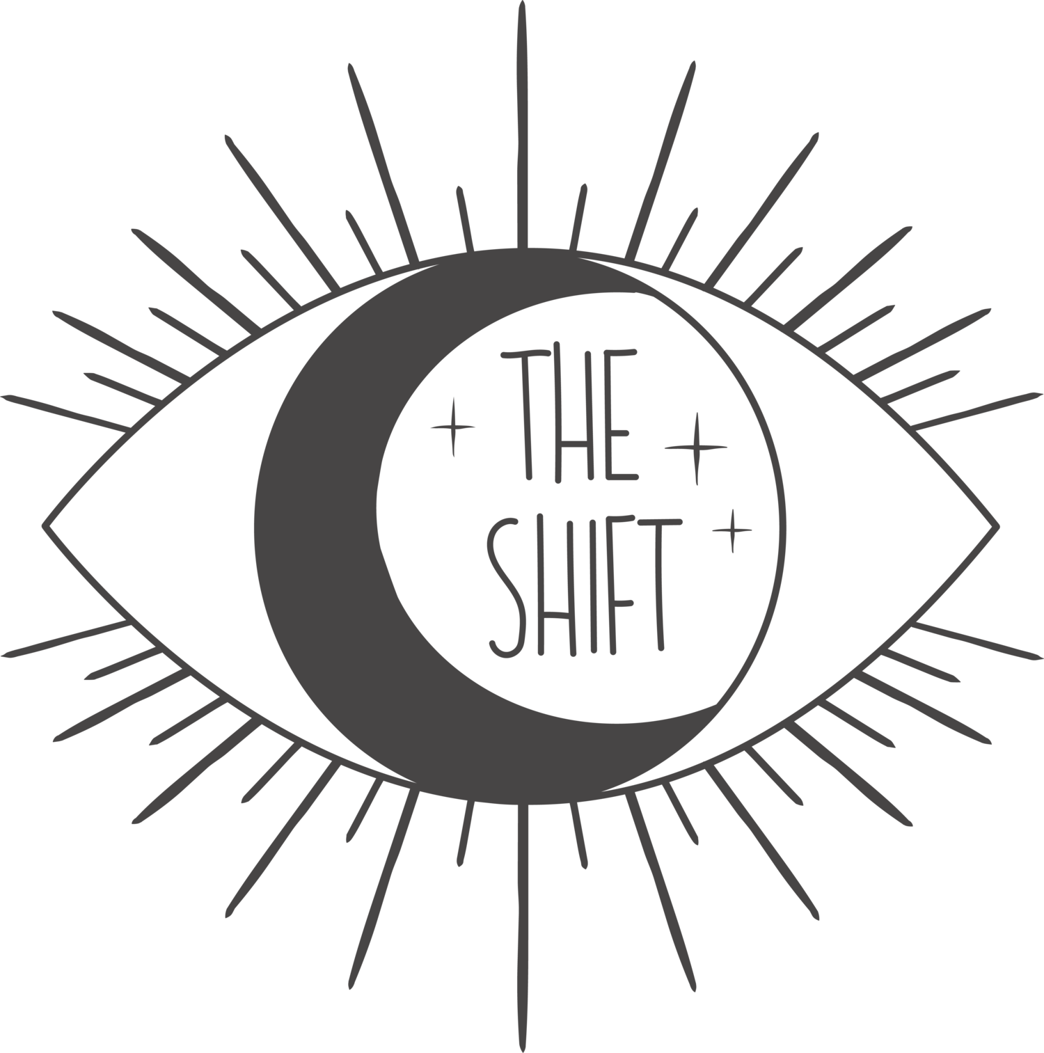 the shift retreats