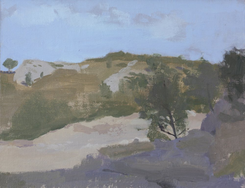Paysage, Chateaurenard