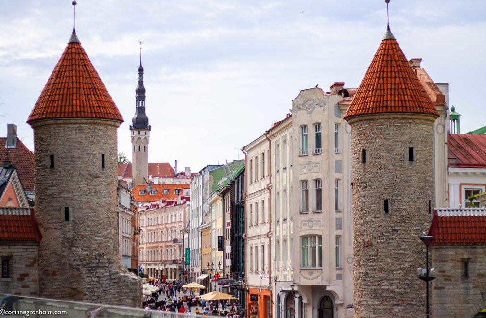 I tisdags besökte vi Tallinn och idag blir det Riga, kul att lära känna länderna som ligger så nära lite bättre!