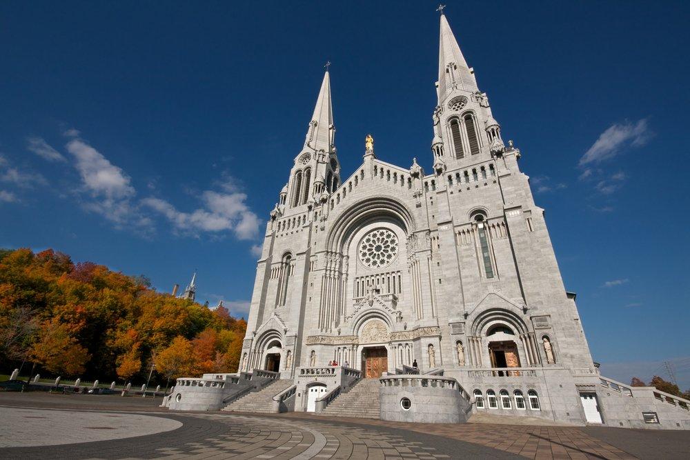 Basilique de Sainte-Anne-de-Beaupré