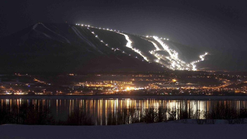 Centre de ski Mont Sainte-Anne