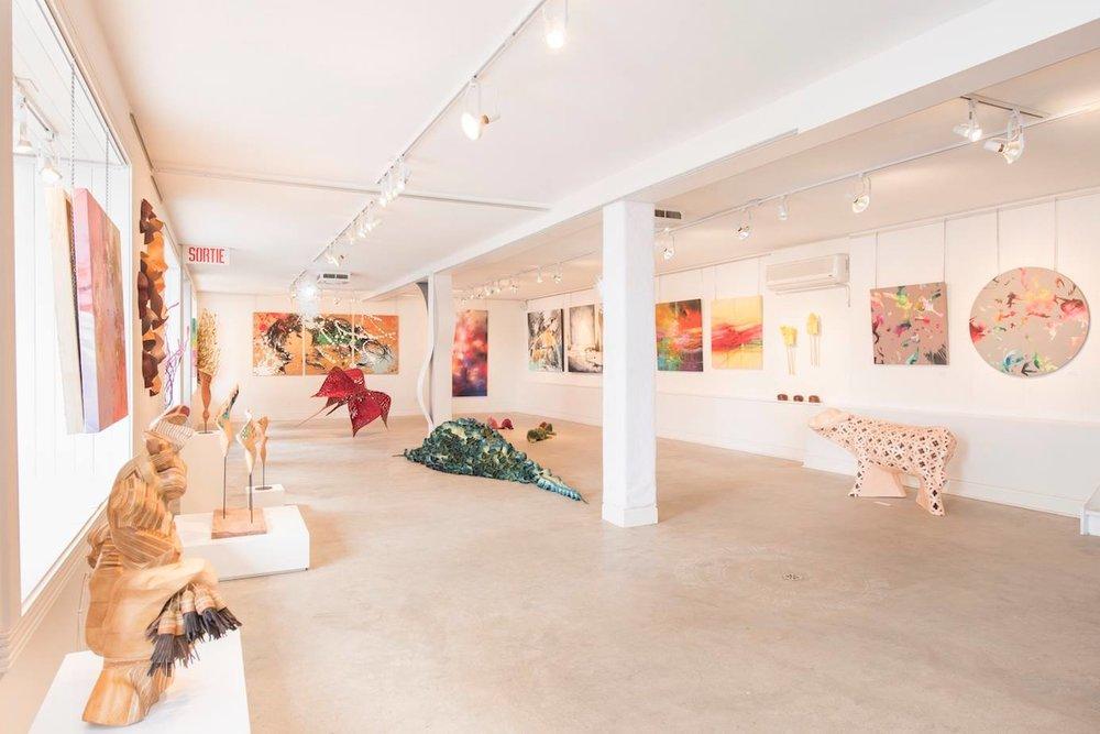 Galerie d'art Ni Vu Ni Cornu