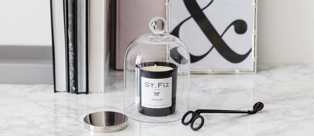 Candle Care & Safety | St Fiz