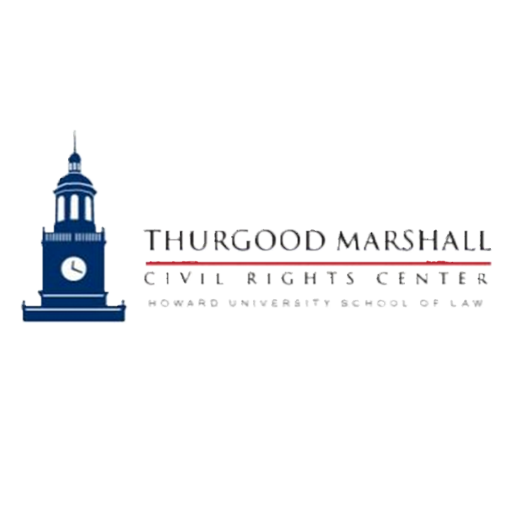 Thurgood marshall Civil rights logo .png