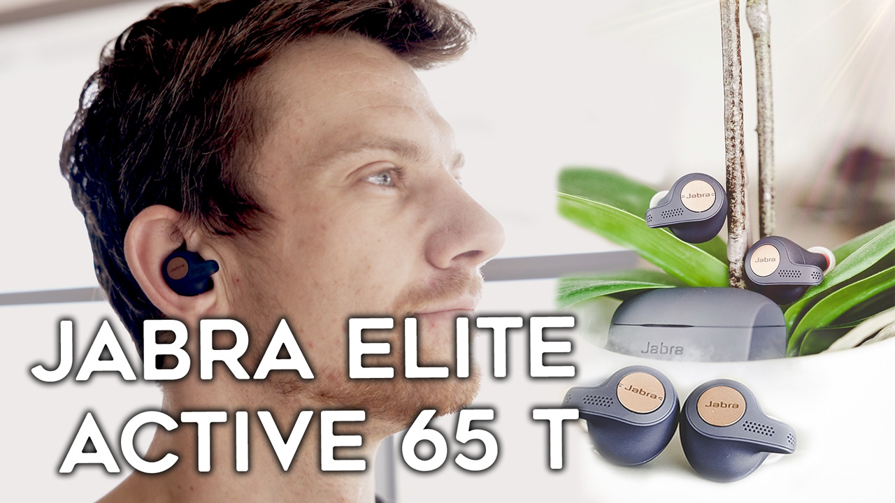 Jabra Elite Active 65 T In Ears Unboxing Maik Kleinert