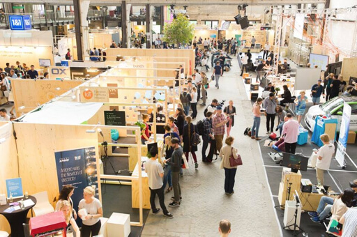HAUS OF TECH - TOA's 4.000m2 exhibition arena will be buzzing with workshops and exhibitors sharing their latest projects. Meet partners like Daimler, T systems or get recruiting with MeetFrank.