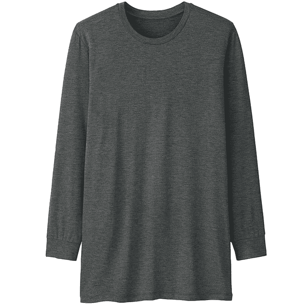 UNIQLO HEATTECH TOPS - The HeatTech collection from Uniqlo keeps you comfortable on colder nights throughout the year. The tops work as great base-layers as well. Size up for a less conforming fit.Purchase now at uniqlo.com from $14.90