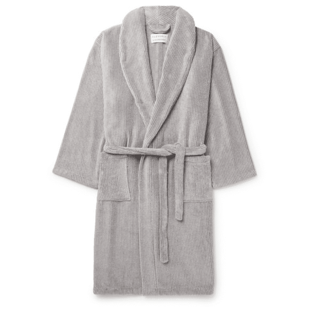 CLEVERLY LAUNDRY ROBE - Simple, clean terry robe in a beautiful neutral color.Purchase now at mrporter.com for $185.00