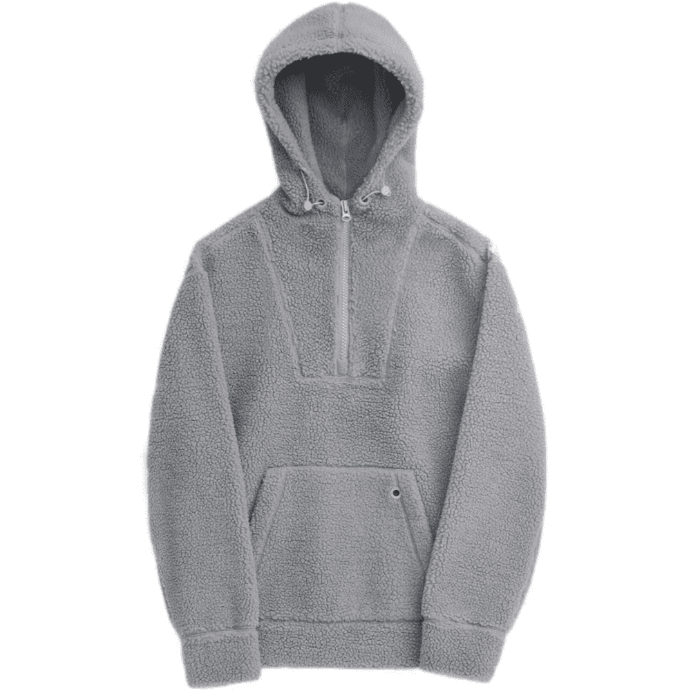 THE ARRIVALS TECHNO TEDDY HOODIE - Here is something a little different than your standard zip-up fleece and pullover. Comes in three colors and the price really can't be more reasonable.SELLOUT RISK: LOW MED HIGHPurchase now at endclothing.com for $135.00