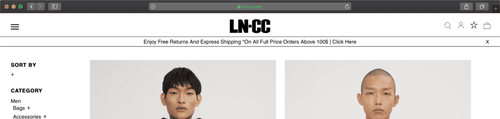 CLICK IMAGE TO BROWSE LN-CC CYBER MONDAY DEALS