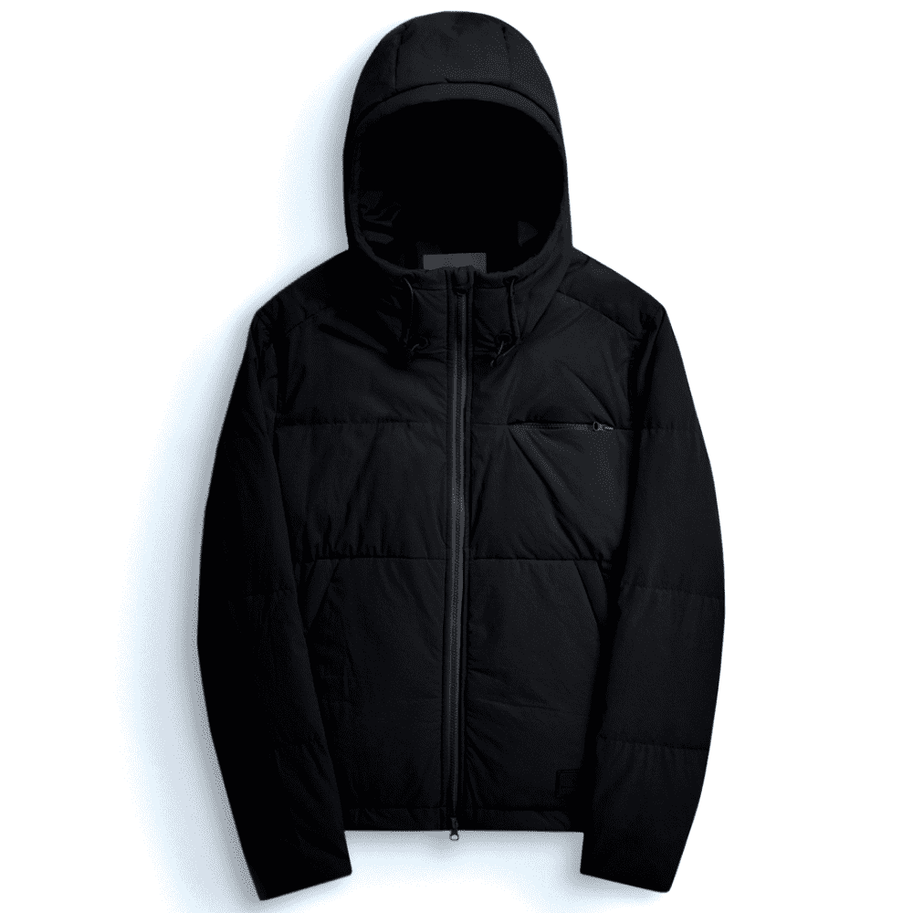 THE ARRIVAL AELO HOODIE - Definitely the best designed hoodie/jacket I've seen for this price. Filled with 90% down and 10% feather, guaranteed to keep you warm. Oh yeah, it's also packable!SELLOUT RISK: LOW MED HIGHPurchase now at thearrivals.com for $185.00