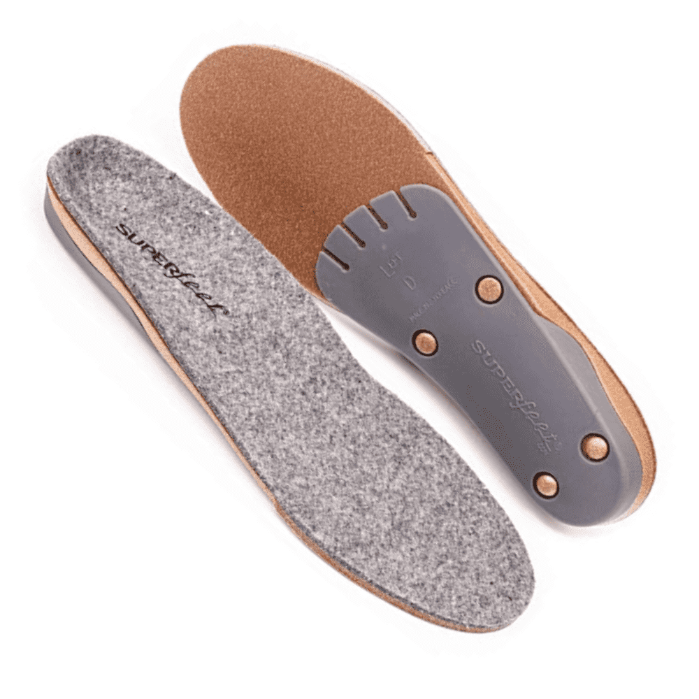 SUPERFEET MERINO WOOL INSOLES - Upgrade your footwear and add some merino wool insoles to as many as you can.Purchase now at amazon.com from $44.00