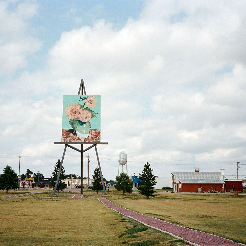 The Weird - Our favorite stops on our road trips are the unexpected; the ones we end up at because we've just driven for far too long and have seen far too many billboards to not stop at the World's Largest Easel.