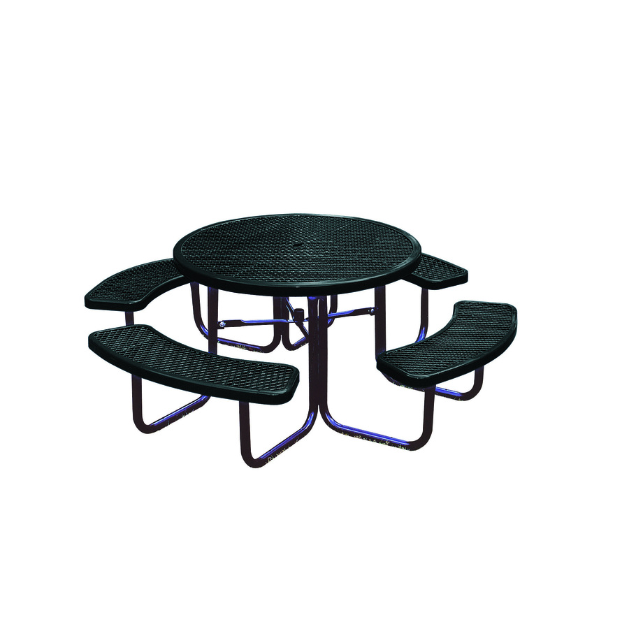 MMI Outdoor   46u201d Square, Octagon, U0026 Round Portable Tables