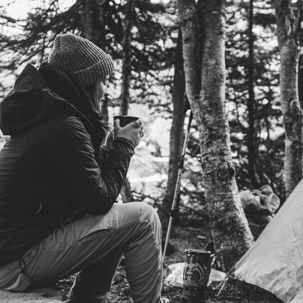 Camping & Hiking -