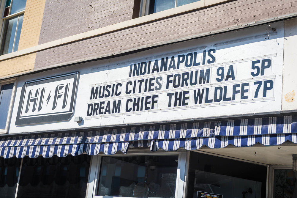 Music Cities Forum Indianapolis (2018)