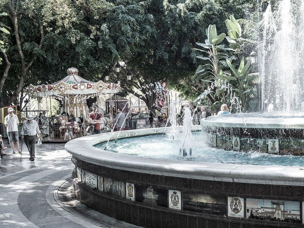 Marbella travel street photography