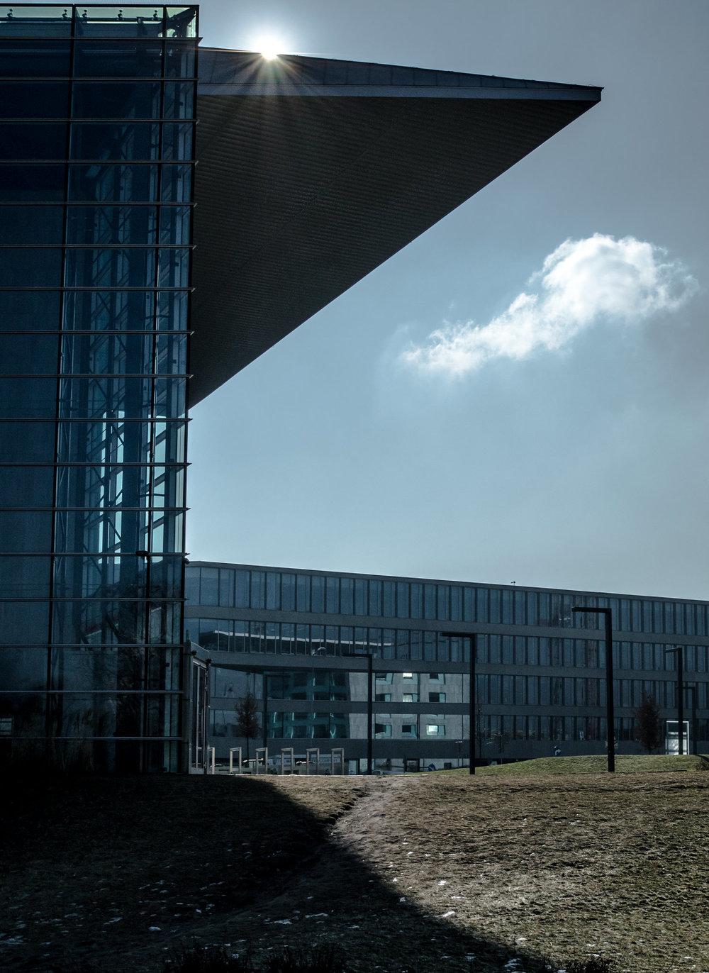 architecture new Warsaw wilanow