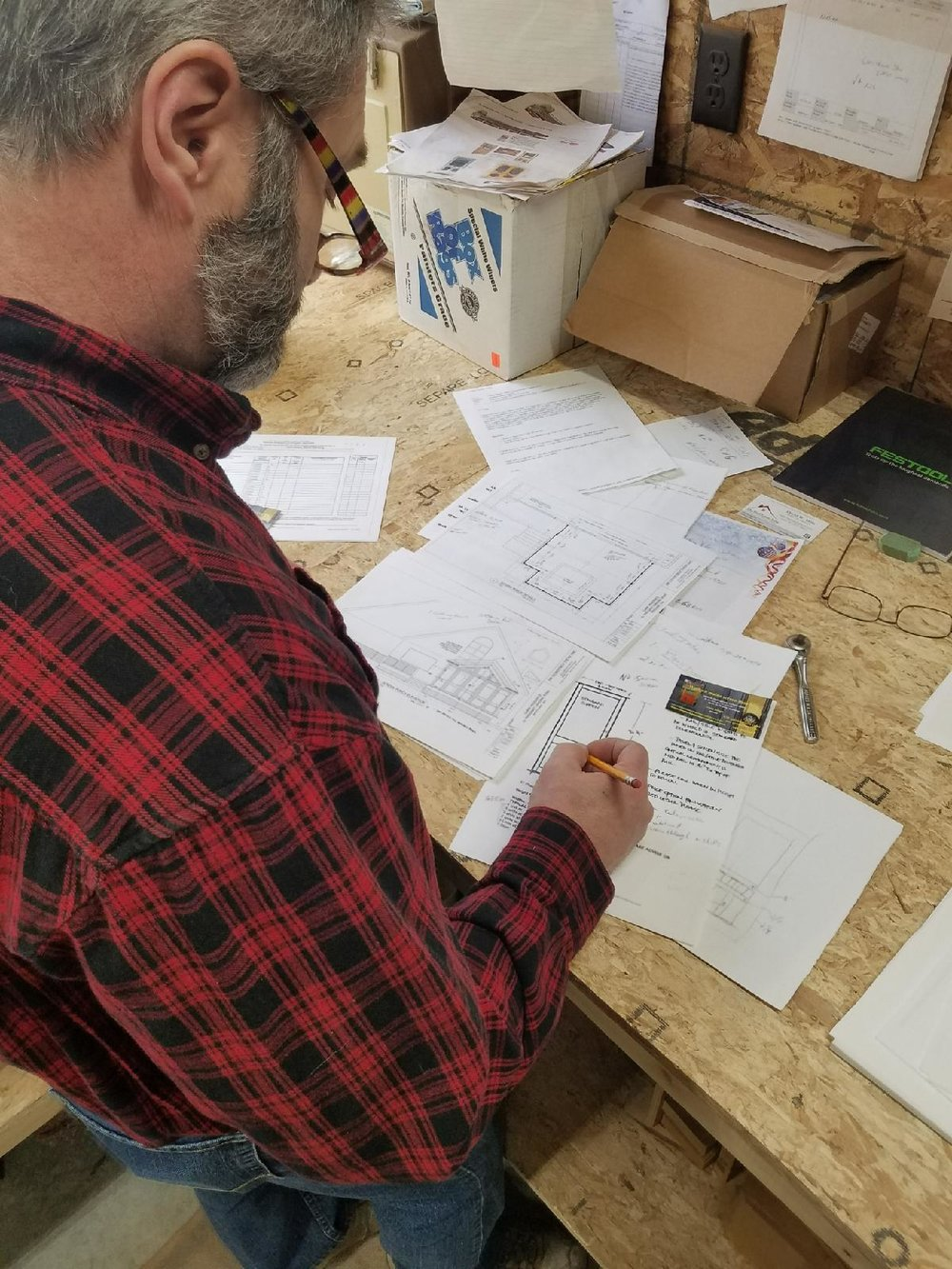 Craig Lehigh Prides himself in being a Master Craftsman and Building the Highest Quality Products to Meet all of your needs.