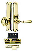 Amsterdam Full Mortise Knob