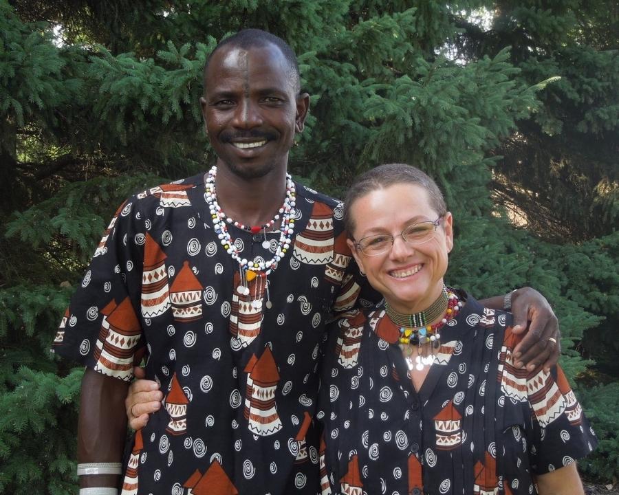 Dolfi and Gilagwenda Maunda – Tanzania Africa