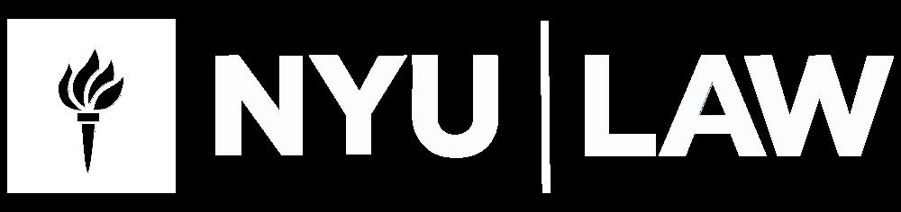 NYU Law logo