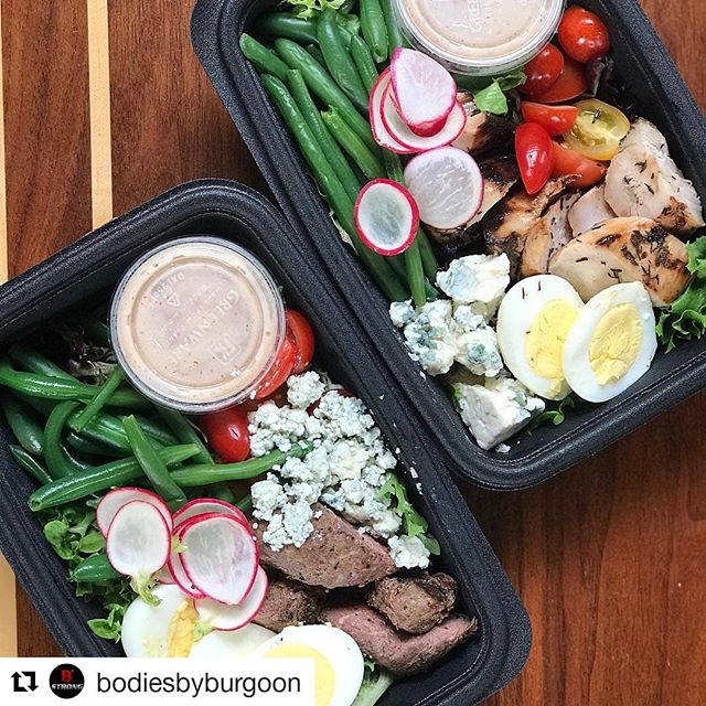 #Repost @bodiesbyburgoon (@get_repost) ・・・ There's a new favorite up for grabs! New salads are appearing in the cooler! Protein loaded and lots of veggies (more than just lettuce!)!The best part? All of Wandering Kitchen's dressings are homemade with four, or less, ingredients (including organic vinegars and cold-pressed olive oil), which means no added sugars or chemicals (like the ones on store shelves)! . Place your order from @wandering_kitchen by tomorrow at 2pm for Monday delivery at www.wanderingkitchen.com/order . #health #nutrition #cheftogo #strongertogether #teamwork #teamburgoon #bodiesbyburgoon #getstrong #getfit #youcandoit #findyourstrong #cardio #weightraining #personaltraining #workout #workhard #gym #strong #encourage #onestepatatime #boxing #defineyourstrong #hustleforthemuscle #bigheartsbigmuscles #minneapolis