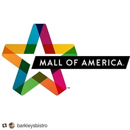 #Repost @barkleysbistro (@get_repost) ・・・ Spoiler alert... Ready for this one...??? On Halloween 🎃 we make history... Barkley's Bistro opens at the legendary Mall of America 🐕😄🐕 get your bark on 7-days a week. Bringing joy and wagging tails to pups across the planet 🌎 #wuffda