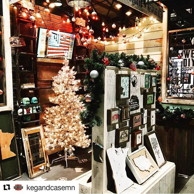 #Repost @kegandcasemn (@get_repost) ・・・ TODAY! Kick off the holidays with us! Shop 23 local businesses, enjoy pop up shops Zoe Keller (soaps) and @talismancaps (soccer inspired apparel), stop by for a tree🌲 lighting at 6 pm and enjoy music by Riley Helgeson (trumpet) and @elizabethan_syngers!  PLUS, right next door is the Holiday Market at the Schmidt Brewery with fine artists, crafters, musicians, and more! Don't miss it!#supportlocal #smallbusiness #holidaymarket #kegandcase #visitsaintpaul #mysaintpaul #onlyinmn