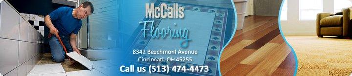 McCalls Flooring  8342 Beechmont Ave  513-474-4473