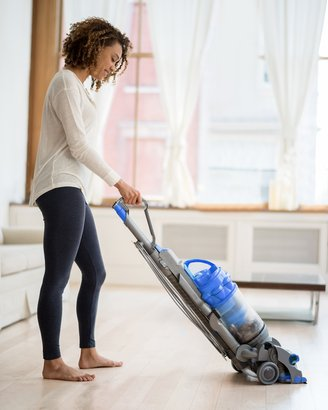 Fluorosolve makes vacuuming more effective - Fluorosolve prevents the small abrasive particles from adhering to the carpet fiber. These small abrasive particles are what wears down your carpet fiber. Removing these particles will prolong the life of your carpet.