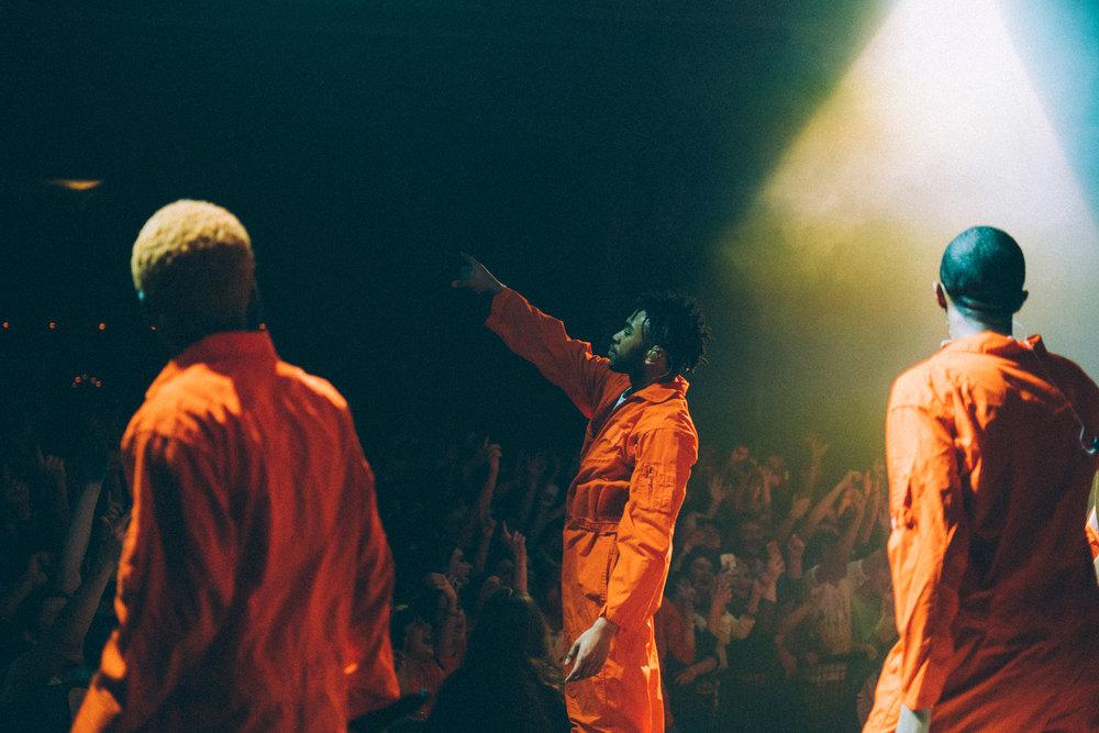 BROCKHAMPTON show by Ashlan Grey
