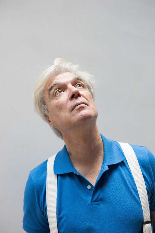 David Byrne, Ebru Yildiz