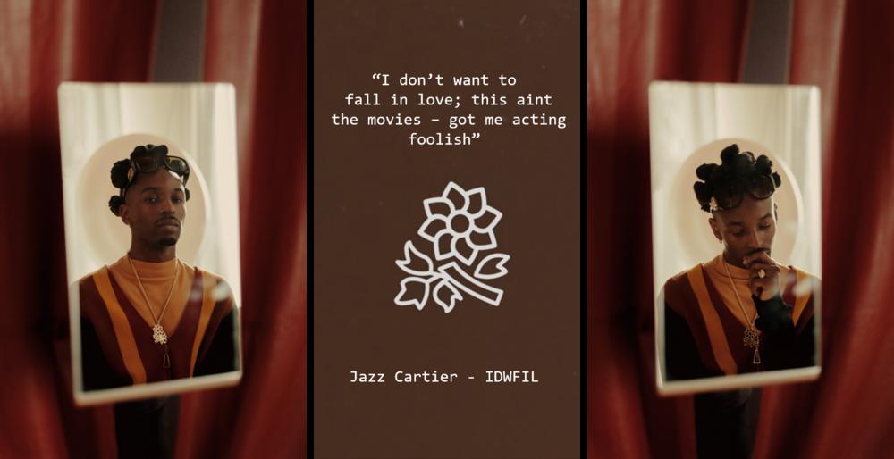Jazz Cartier by Jeremy Rodney-Hall
