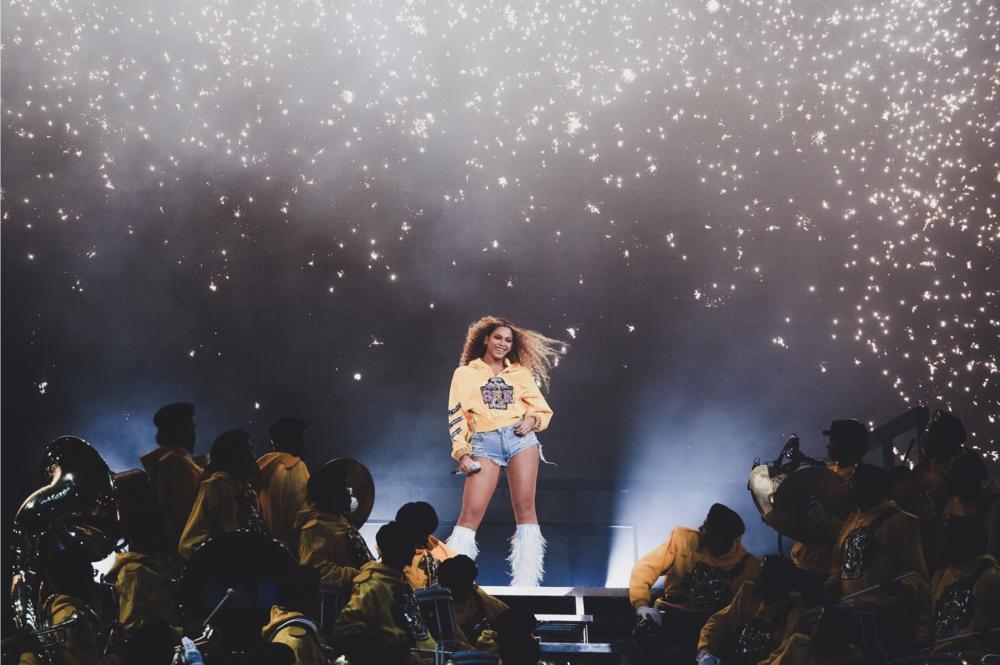 Beyonce by Mel D Cole