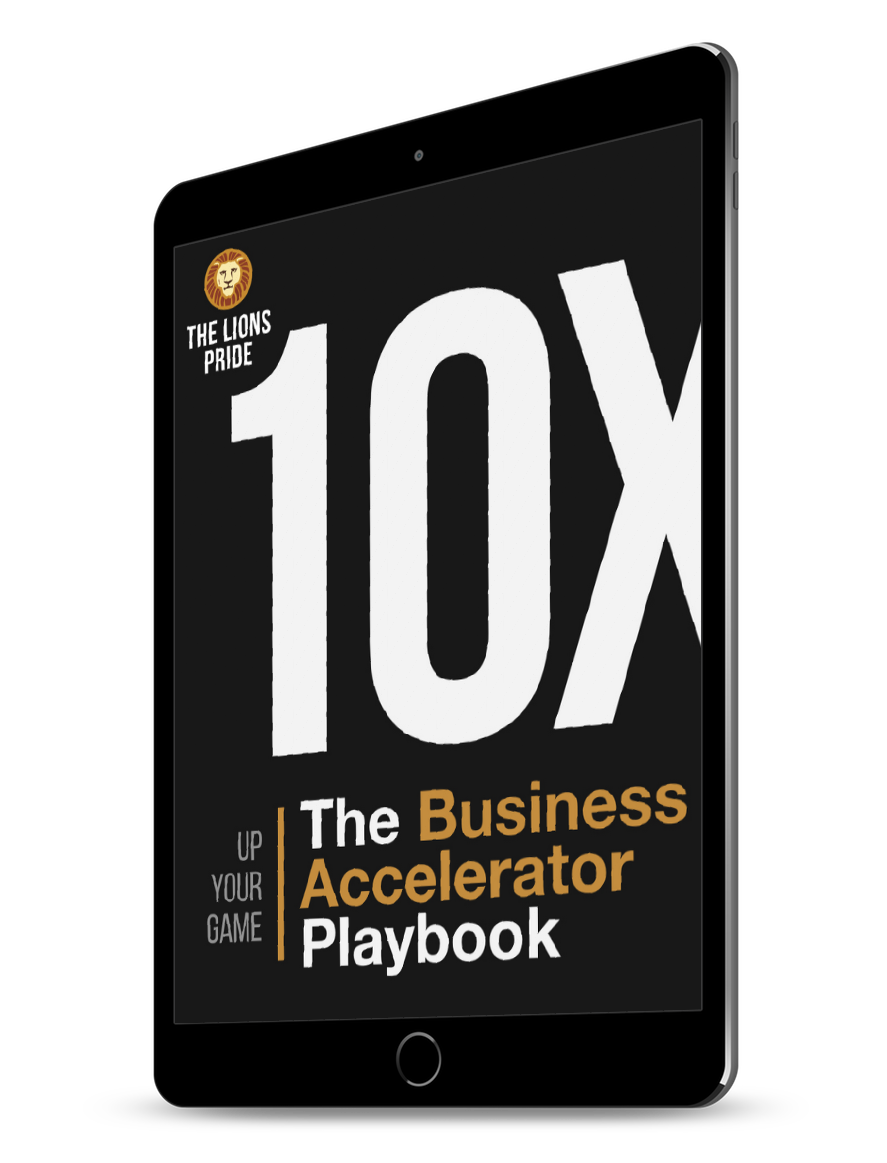Unparalleled 10x-level results don't come with instructions. Until now. -