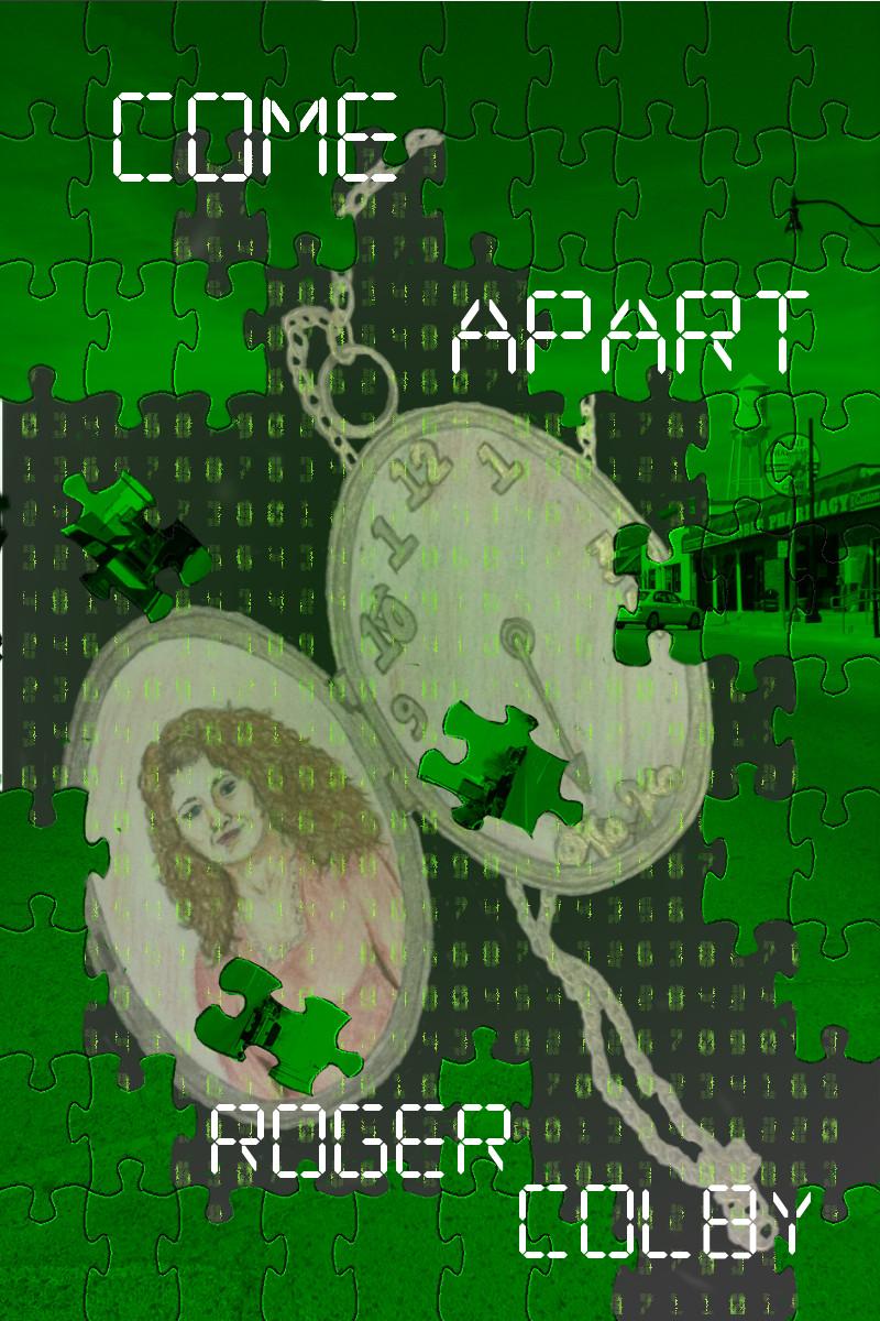 Cover Design - Come Apart Text