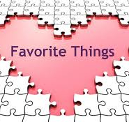 favorite things about me