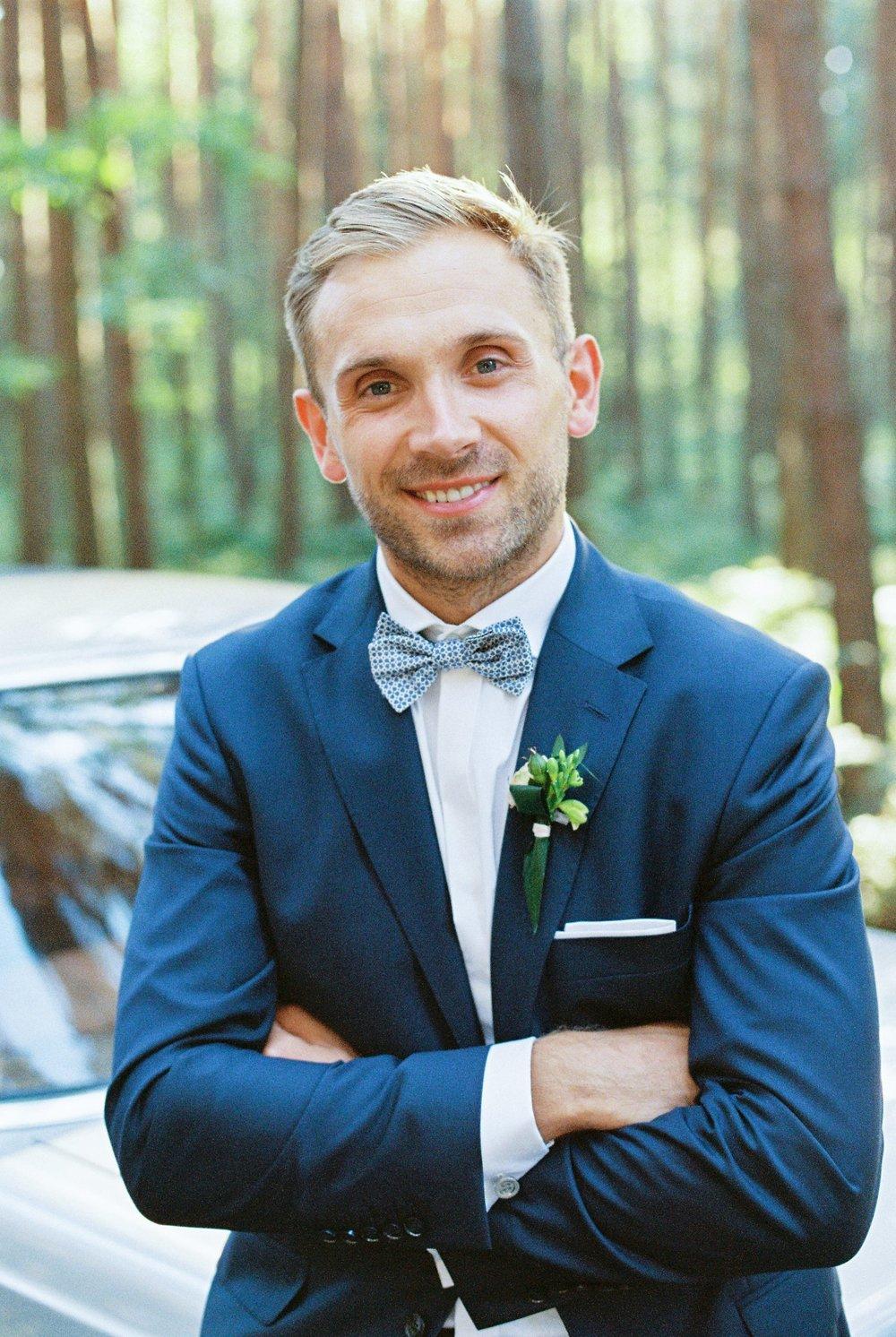 fotograf ślubny Kraków maciej sobol ślubne zdjęcia na kliszy