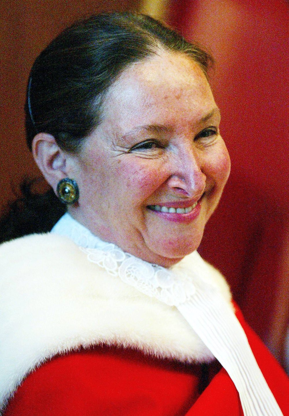 Justice Rosalie Abella  - Supreme Court Justice, Canada