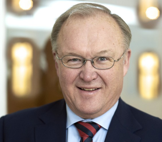 Göran Persson, Honorary Co-Chair of the Raoul Wallenberg Centre for Human Rights.