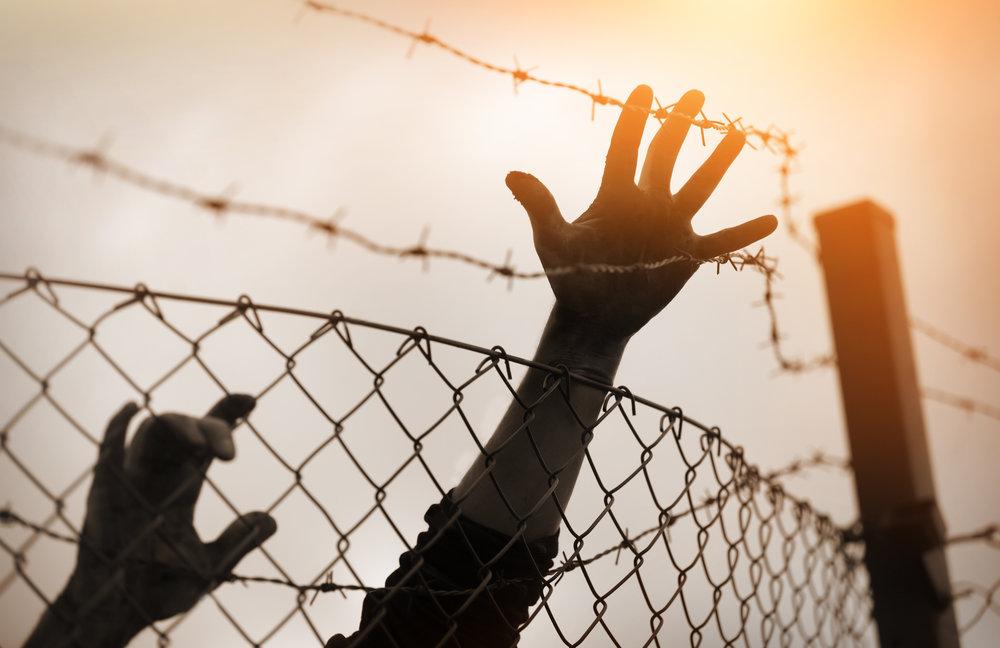 DEFENDING POLITICAL PRISONERS