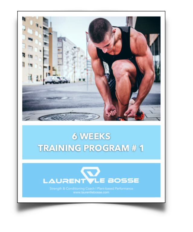 DOWNLOAD YOUR 6 WEEKS HIIT PROGRAM
